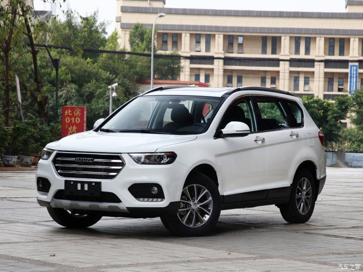 长城汽车 哈弗H6 2019款 活动版 1.5T 自动两驱尊贵智联型 国VI