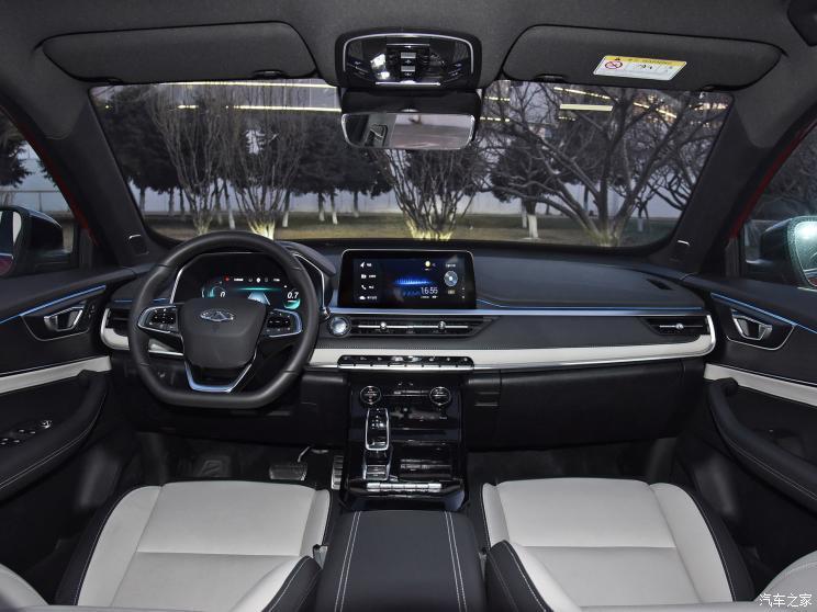 奇瑞汽车 瑞虎7 2020款 Pro 基本型