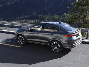 十多万买不到宝马X4,但可以买到这些漂亮的国产轿跑SUV