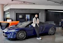 百公里加速3.2秒且具备舒适实用性 实拍解析迈凯伦GT