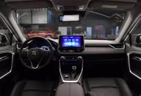 试驾换代丰田RAV4荣放,造型变硬派后是否真的硬气了?