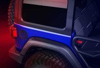 Mopar出手 Jeep牧马人特别版2月发布