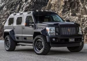 有钱就能为所欲为?这些SUV你再多钱都得不到!
