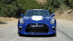 搭3.8升V6引擎,日產GT-R 50周年紀念版實車圖!