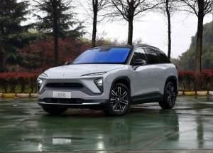 35-72万!推荐3款最酷的纯电动SUV