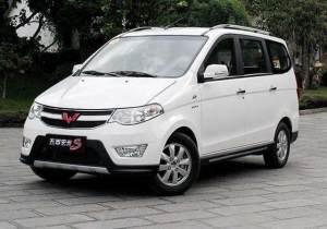 1月MPV銷量前十名:五菱宏光再奪冠 寶駿730下跌46%