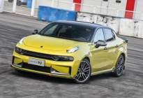 中国品牌向上之作,运动型轿车领克03值不值得买?