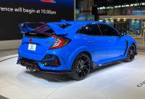 2020款思域Type R北美售价公布