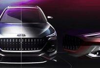 设计年轻时尚、预计下半年发布 江淮全新SUV设计图曝光