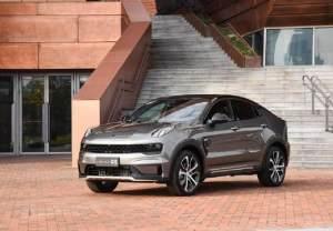 顏值個頂個,2020年最值得期待的四大自主轎跑SUV