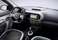 雷诺全新后驱纯电动车Twingo ZE官图发布