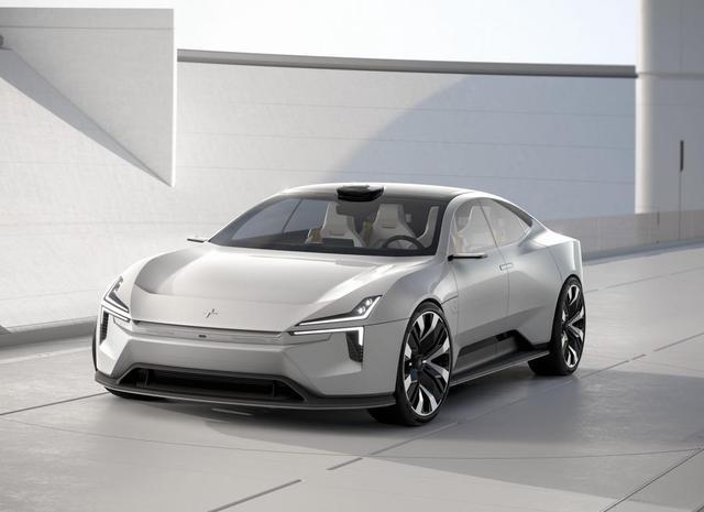 【热文】极星发布全新概念车,设计惊艳对标特斯拉,何时能量产?