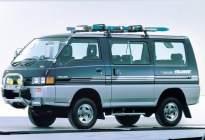 第一款配5天窗的MPV,如今的你还记得三菱L300吗