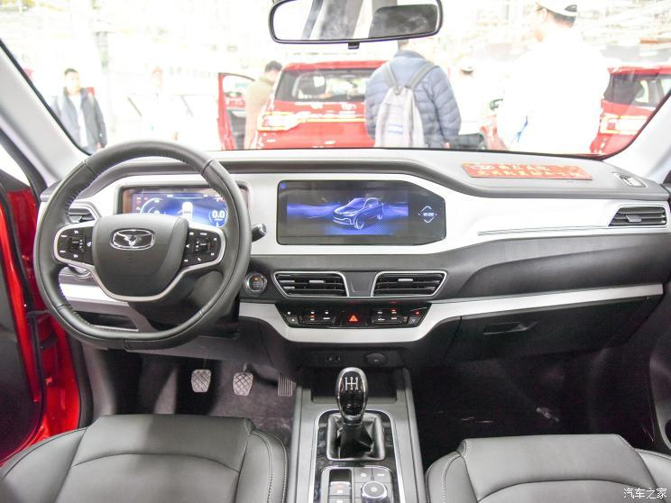 凯翼汽车 炫界 2020款 基本型