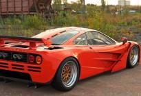 迈凯伦塞纳风格改装F1 LM