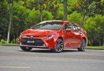 跟大众日产相比,丰田的这款同级车改进最大,操控还有所提升