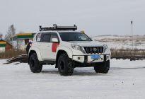 关于北极卡车你最感兴趣的事儿