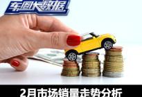 市场销量走势分析│乘用车2月销量解读