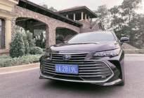 车市谈|试驾亚洲龙双擎版,它为什么能够成为一汽丰田的新旗舰?