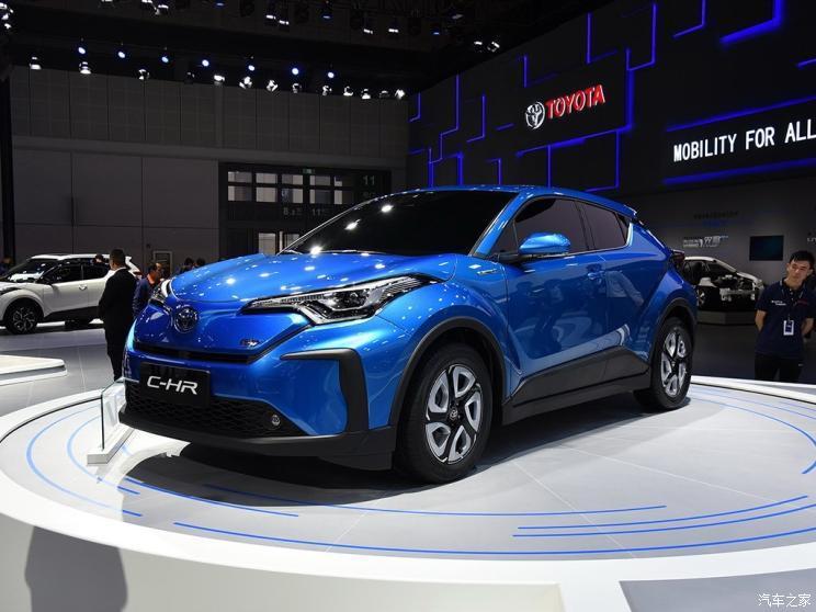 广汽丰田 丰田C-HR EV 2019款 基本型