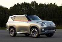 下一代三菱帕杰罗或将于2021年推出