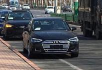 国产奥迪A3两厢版车型曝光 或于年内上市