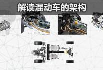 清华公开课:解读混动汽车的6种架构