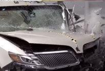 翻看碰撞测试结果 帕萨特真不是最惨车型 这款百万豪车惨不忍睹