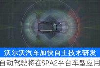 沃尔沃成立新公司加快研发 自动驾驶将在SPA2平台车型上应用