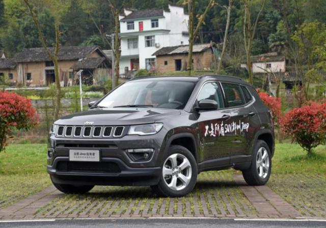 【几句话get车】2020款Jeep指南者