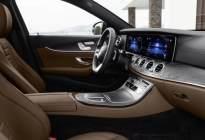 新款奔驰E级发布,有望夏季全球上市
