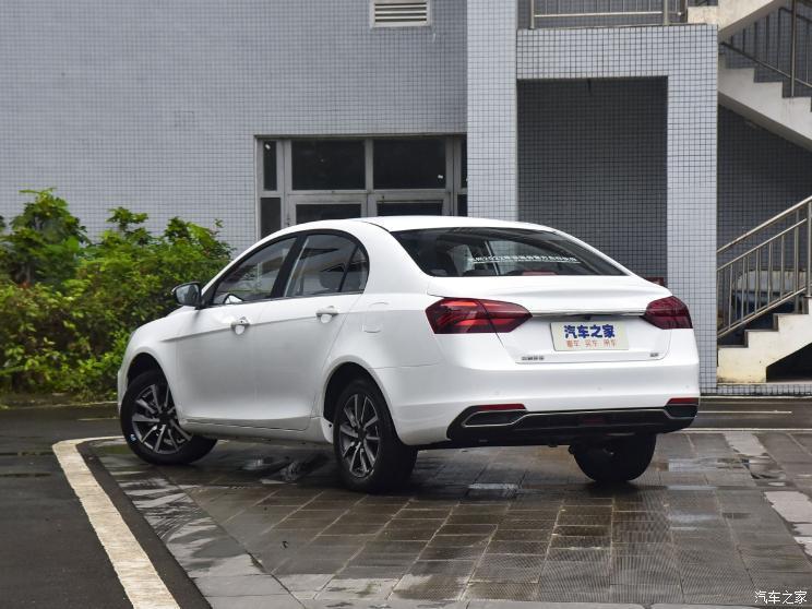 吉利汽車 帝豪 2019款 領軍版 1.5L CVT向上亞運版 國VI