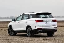 高性价比和大空间 这几款自主中型SUV最低10万就可拿下