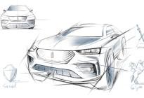 WEY联手巴博斯,打造巴博斯版VV7 GT,新车或5月上市