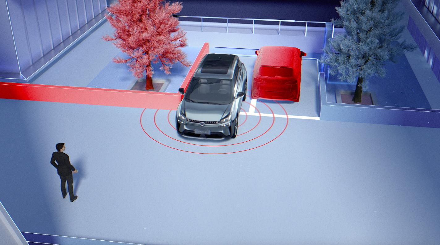 埃安V预售,5G+L3自动驾驶,抢占下一代智能SUV制高点(图5)