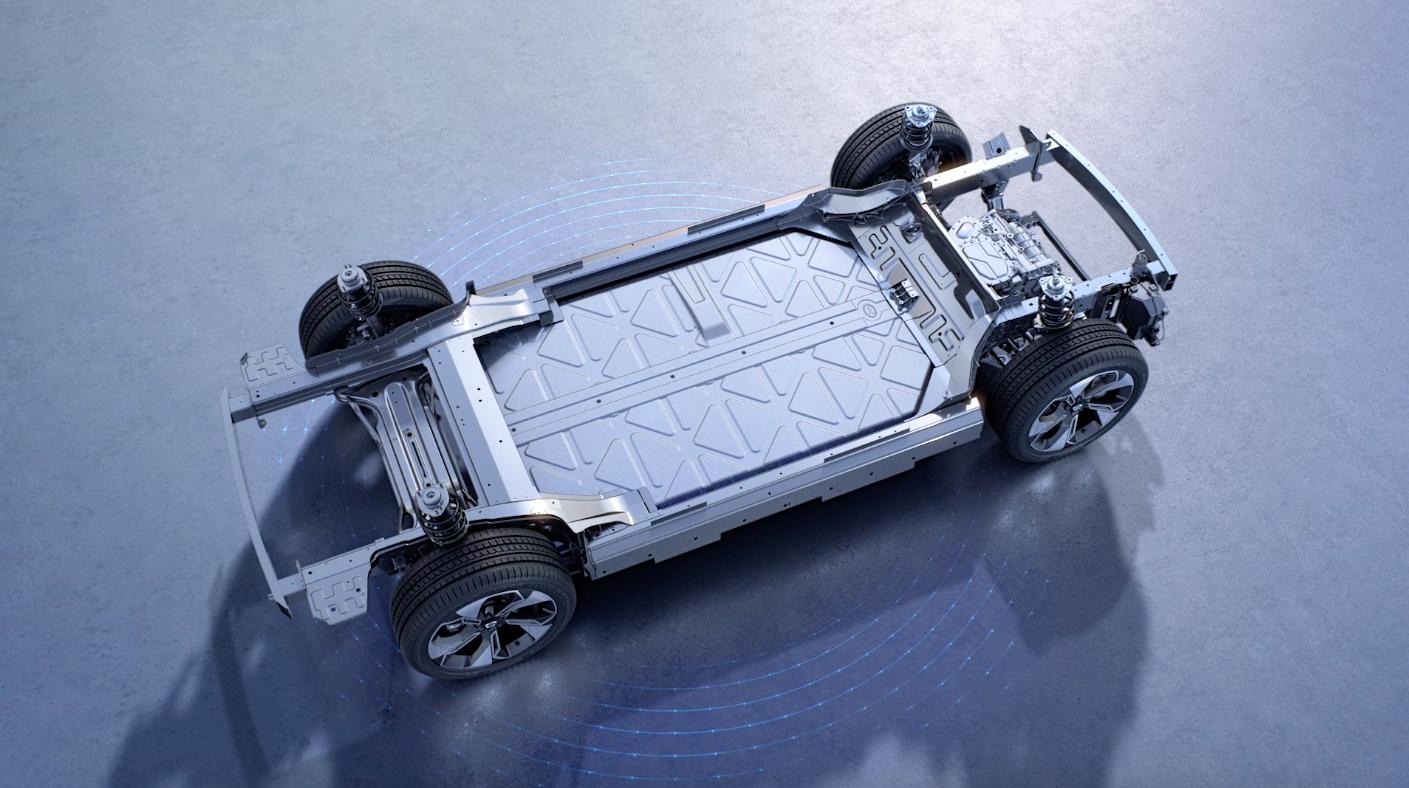 埃安V预售,5G+L3自动驾驶,抢占下一代智能SUV制高点(图2)