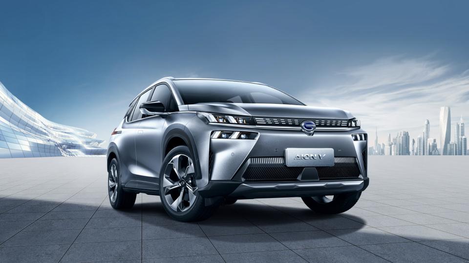 埃安V预售,5G+L3自动驾驶,抢占下一代智能SUV制高点(图4)