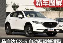 解读低配车 实拍马自达CX-5两驱舒适型