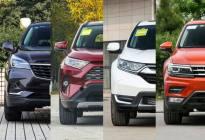 20多万SUV怎么买?看销量比品质这四款最强