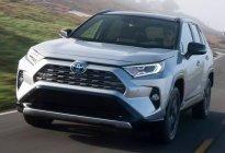 CR-V重回前三、RAV4荣放后程发力 四月国内热销SUV TOP 5盘点