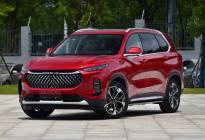预算15万以内,想买6座中型SUV,你看这几款车型怎么样?