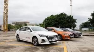 試駕測評:朗逸、軒逸和傳祺GA6,三款高價值家轎各有什么優勢