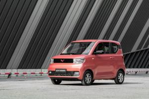 這是最便宜的4座純電動車?預售2.98萬元起,每公里5分錢!