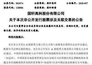 官宣:大眾中國正式入股國軒高科?,成其第一大股東