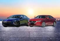 20万买运动中型轿车,马自达阿特兹和别克君威GS怎么选?