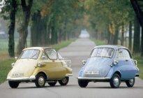 汽车史上最搞笑的4台车,倒车靠推、不分头尾,当年的脑洞真难懂