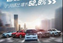 抓住智能汽车新机遇 新宝骏6月销量环比增长52.9%