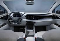 奥迪全新电动SUV Q4 Sportsback e-tron