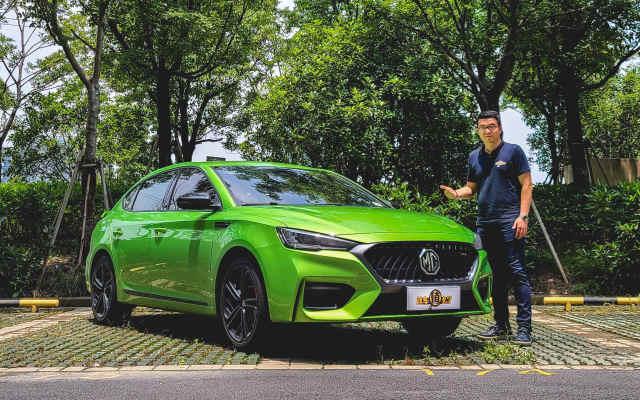 重点体验全新名爵6自动驾驶:15万级家用车能做到什么水平?