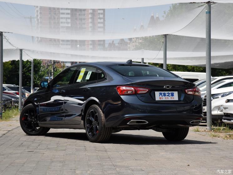 上汽通用雪佛兰 迈锐宝XL 2020款 Redline 550T 自动锐动版